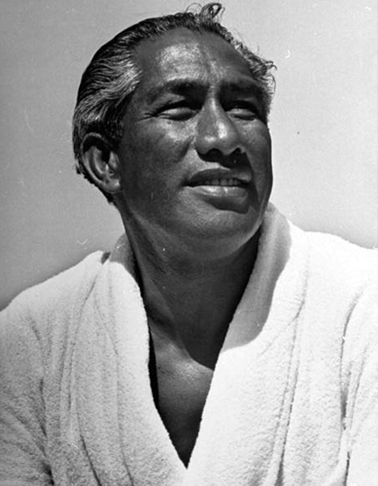 Duke Kahanamoku | Photo: Rex Hardy Jr.
