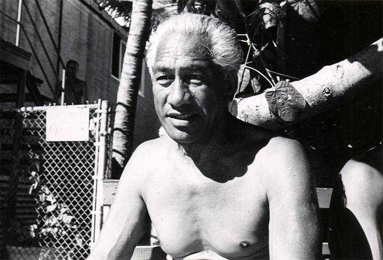 Duke Kahanamoku | Photo: Photographer Unknown