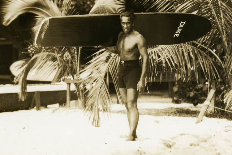 Duke Kahanamoku: the original ambassador of Aloha | Photo: Bishop Museum
