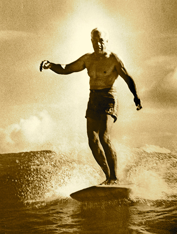 Duke Kahanamoku | Photo: Clarence Maki