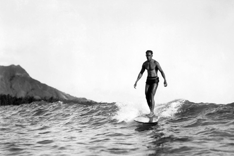 Duke Kahanamoku: Ambassador of Aloha, father of modern surfing