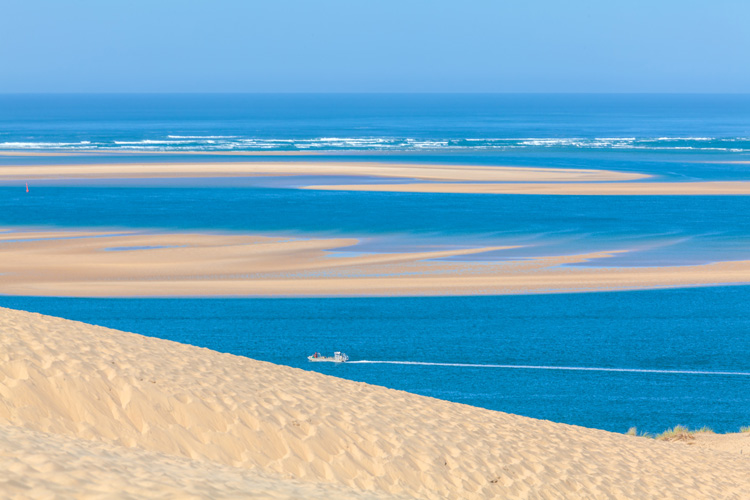 Dune du Pilat: Europe's highest dune | Photo: Shutterstock