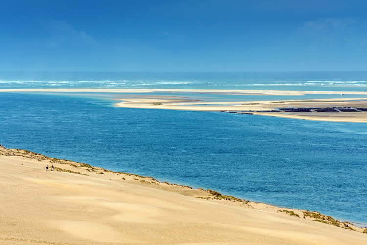 Dune of Pilat: the tallest sand dune in Europe | Photo: Shutterstock