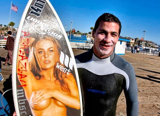 Dustin Ray: living the wild side of surfing