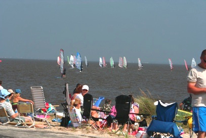2009 East Coast Windsurfing Festival