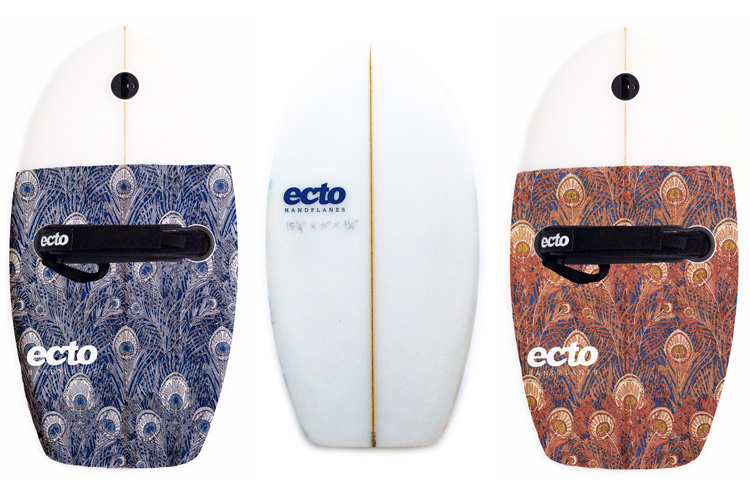 Ecto Handplanes: upcycling broken surfboards | Photo: Ecto