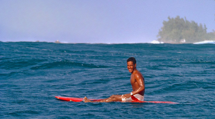 Eddie Aikau: his smile will forever be missed