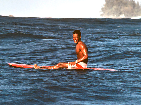 Eddie Aikau: his smile lasts forever