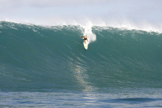 Quiksilver In Memory of Eddie Aikau: highway ahead
