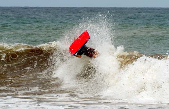 Eder Luciano: ISA world bodyboard champion