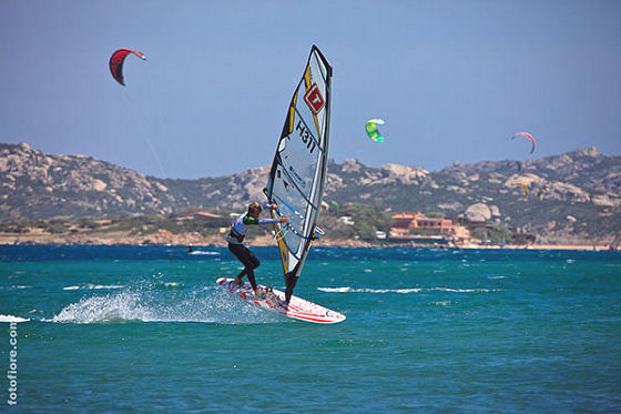 EFPT Sardinia: blue skies, nice tricks