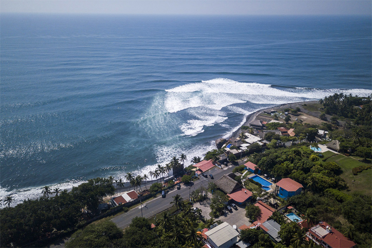 El Sunzal: El Salvador's iconic surf break is closed due to the novel coronavirus Covid-19 outbreak