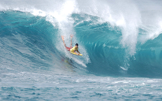 Bodyboarding: thank you, Mr. Tom Morey