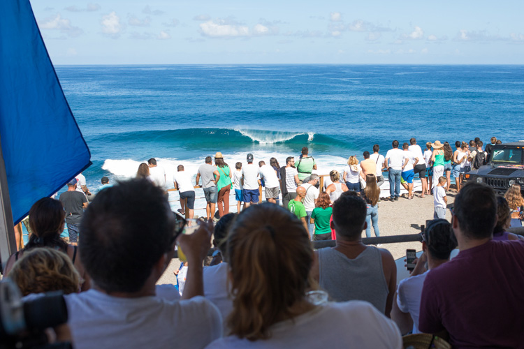 El Frontón: one of the best bodyboarding wave in the world | Photo: Frontón King