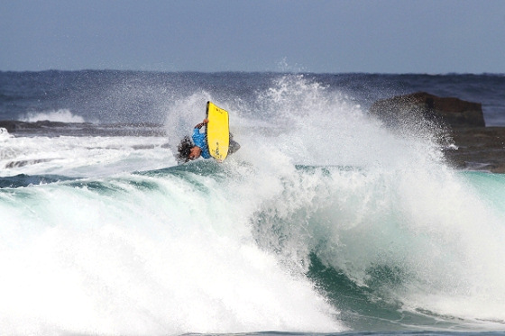 Emerald NSW Bodyboard State Titles: pride of Australia