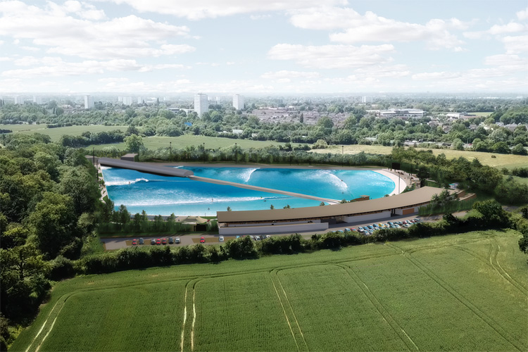 Emerge Surf: Birmingham will have a wave pool powered by Wavegarden | Photo: Emerge Surf