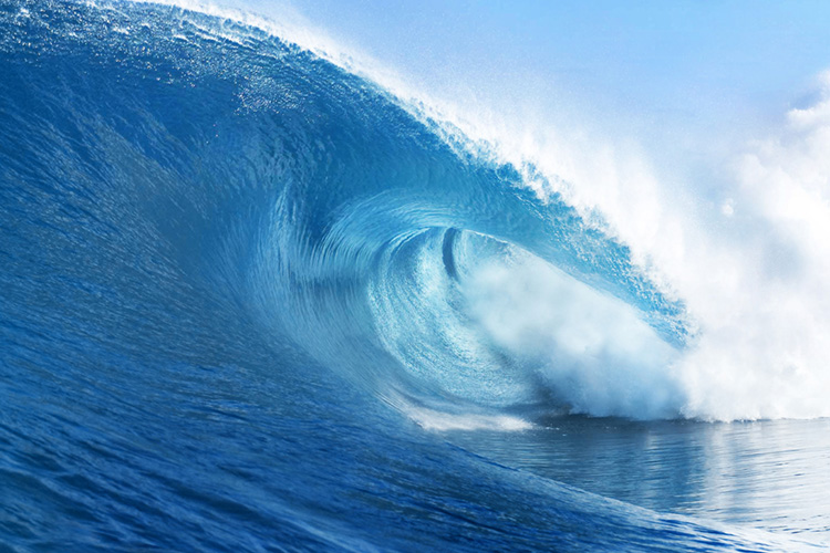 Wave energy: the power of ocean waves can be harnessed to produce electricity | Photo: Shutterstock