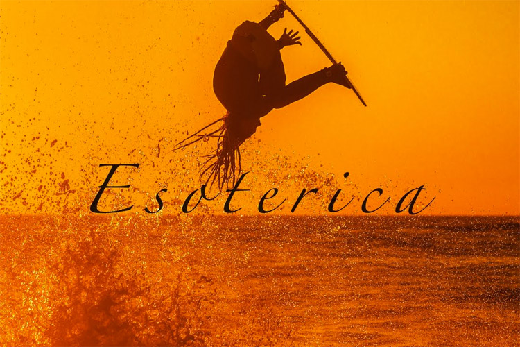 Esoterica: the new skimboard movie by MOV