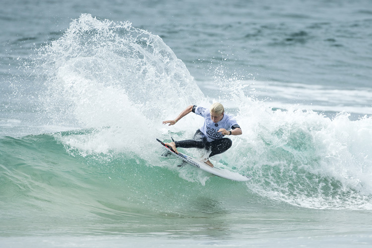 Ethan Ewing: WSL's 2016 World Junior Championship winner | Photo: Cestari/WSL