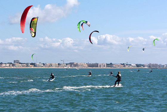 La Baule: European course racers speed up to the finish line