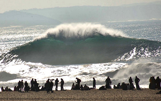 Europe: the continent of big wave surfing