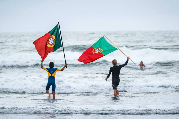 Eurosurf 2017: Portuguese won four European titles | Photo: FPS