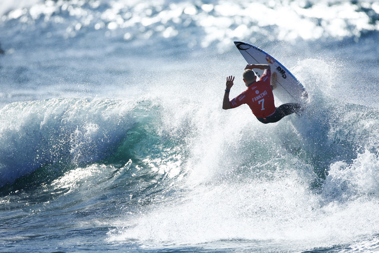 Mick Fanning: fit to win at Bells | Photo: Sloane/WSL