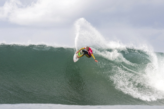 Mick Fanning: will he smash the walls of J'Bay?