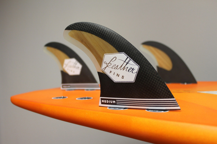 Feather Fins: founded by Kike Aradas in Galicia