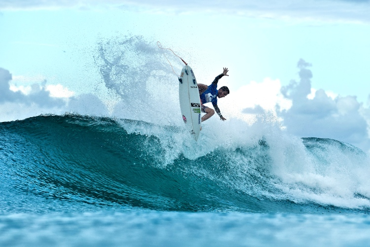 Felipe Toledo: Air Brazil | Photo: Cestari/WSL