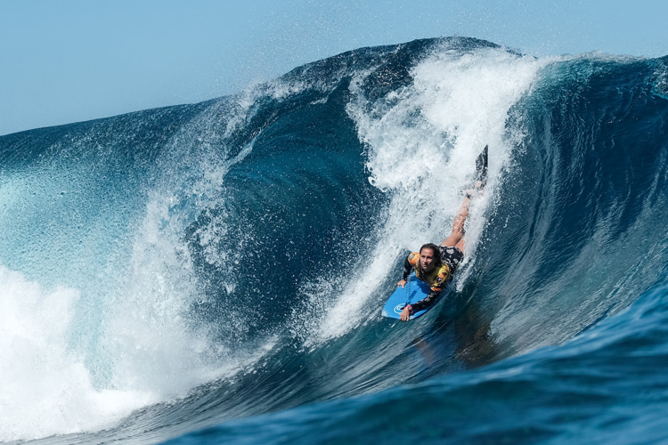 Bodyboarding: the newly created IBC World Tour is struggling to engage fans | Photo: Frontón King