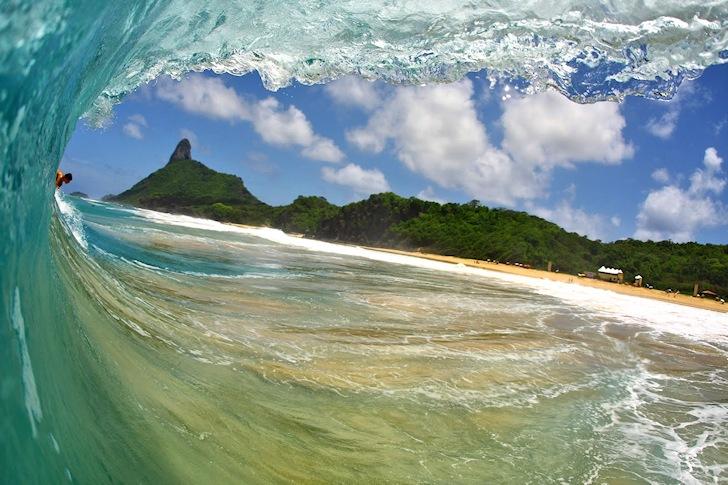 Fernando de Noronha: the Brazilian Hawaii   Photo: BlogVejaAVida.blogspot.com