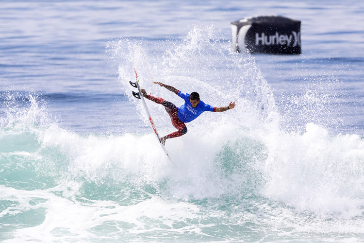 Filipe Toledo: he loves Trestles | Photo: Morris/WSL