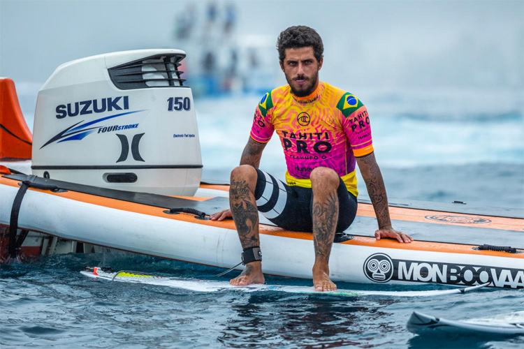 Filipe Toledo: he struggled with some really bad downs at the beginning of the 2019 | Photo: Cestari/WSL