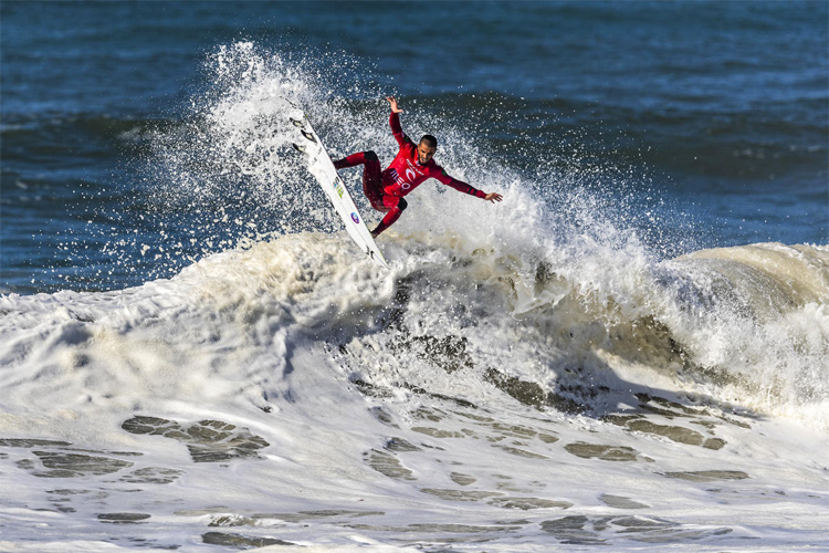Filipe Toledo: he was not feeling good before the 2019 Oi Rio Pro | Photo: Poullenot/WSL