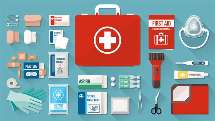 The Complete Surfer S First Aid Kit