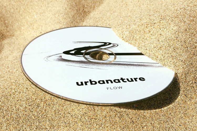 Flow by Urbanature: non-surf music made by four surfers | Photo: Urbanature