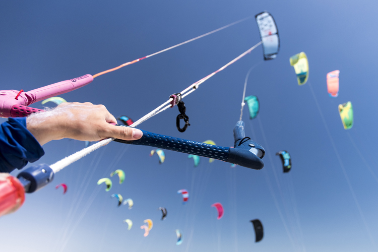 The challenges of kiteboarding as an Olympic sport