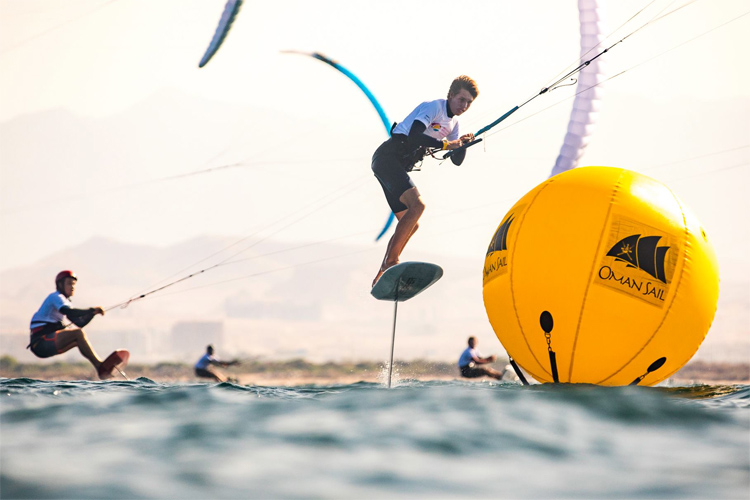 World Sailing confirms kiteboarding in the Paris 2024 Olympic Games