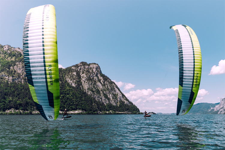 Formula Kite: IKA is responsible for approving the Olympic foiling equipment | Photo: Flysurfer