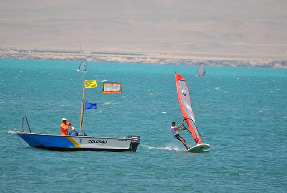 Paracas: experiencing the winning formula