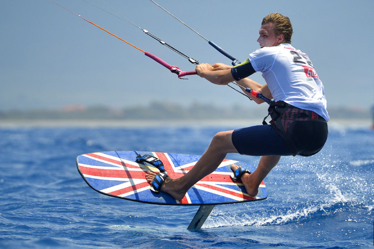 Formula Kite: foils are the new standard in kiteboarding | Photo: IKA