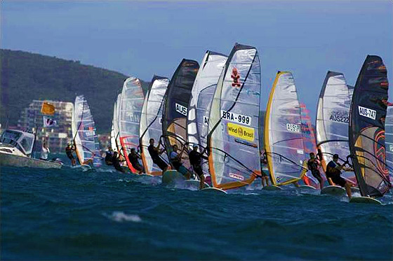 Formula Windsurfing: the Italian GP is waiting at Riccione