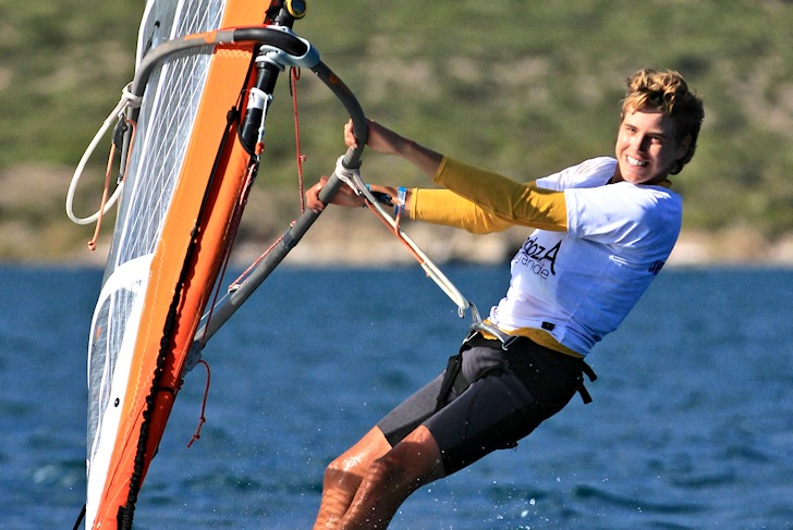 Birkner and Berardo steal the 2014 South American Windsurfing Championship