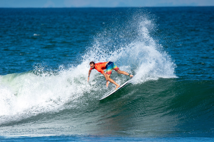 Surfing: 20 male and 20 female surfers will compete for medals in Tokyo 2020 | Photo: ISA