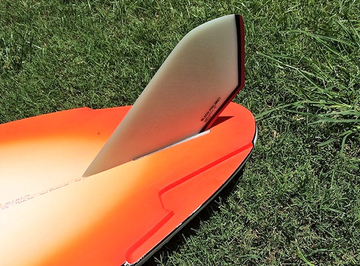 FreeDelta Re: ready for shallow waters and weedy lagoons | Photo: Black Project Fins