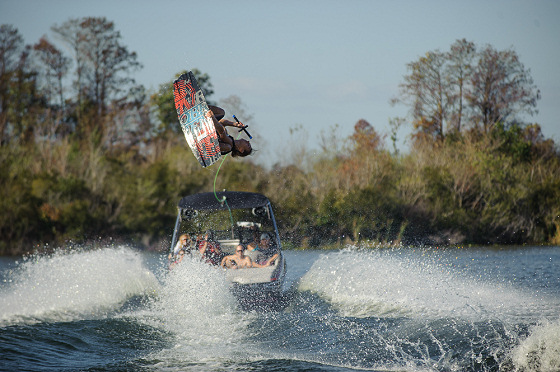 Freedom Wake Park: Nature is all around