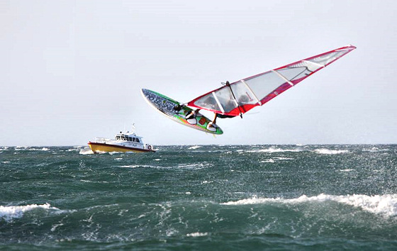 Queensland: freedom for windsurfing