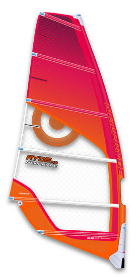 Freeride Windsurfing Sail