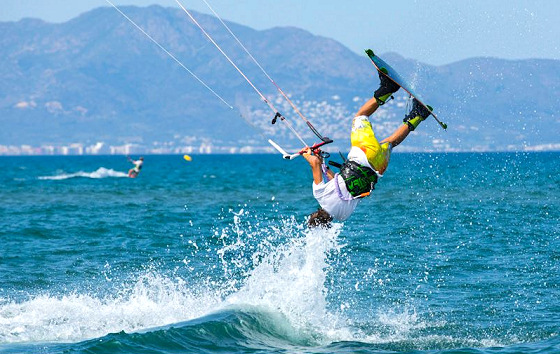 PKRA/IKA Kiteboarding Junior Freestyle World Championships: great move
